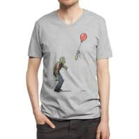 Happiness is Fleeting - vneck - small view