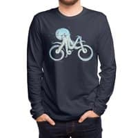 Octopus Bike - mens-long-sleeve-tee - small view