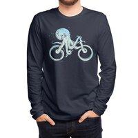 Octopus Bike - mens-long-sleeve-tee - small view