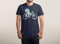 Octopus Bike - mens-triblend-tee - small view