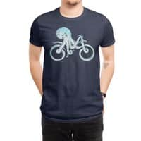 Octopus Bike - mens-regular-tee - small view