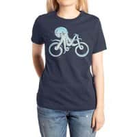 Octopus Bike - womens-extra-soft-tee - small view