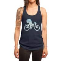 Octopus Bike - womens-racerback-tank - small view