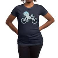 Octopus Bike - womens-regular-tee - small view
