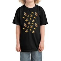 I Can Haz Cheeseburger Spaceships? - kids-tee - small view