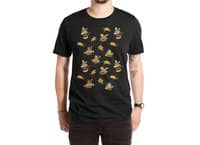 I Can Haz Cheeseburger Spaceships? - mens-extra-soft-tee - small view