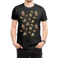 I Can Haz Cheeseburger Spaceships? - mens-regular-tee - small view