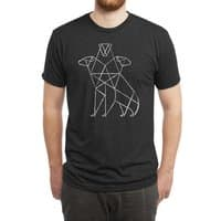 Cerbearus - mens-triblend-tee - small view