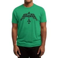 Eagle Eye - mens-triblend-tee - small view