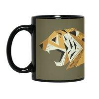 Paper Tiger - black-mug - small view