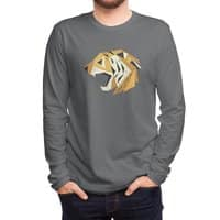 Paper Tiger - mens-long-sleeve-tee - small view