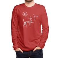The Archer - mens-long-sleeve-tee - small view