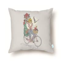 I Have a Bike - throw-pillow - small view