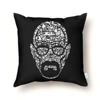 The Study of Change - throw-pillow - small view