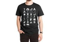 ABC's of Literature - mens-extra-soft-tee - small view