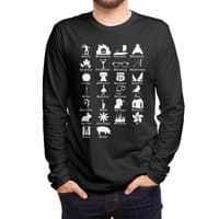 ABC's of Literature - mens-long-sleeve-tee - small view