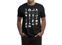 ABC's of Literature - mens-regular-tee - small view