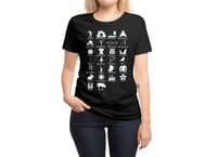 ABC's of Literature - womens-regular-tee - small view
