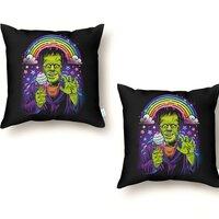 Lisa Frankenstein - throw-pillow - small view