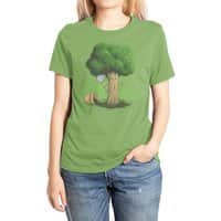 Plant a Tree - womens-extra-soft-tee - small view