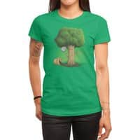 Plant a Tree - womens-regular-tee - small view