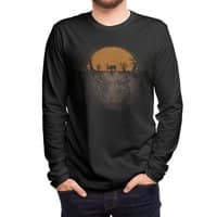 What Lies Beneath - mens-long-sleeve-tee - small view