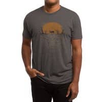 What Lies Beneath - mens-triblend-tee - small view