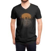 What Lies Beneath - vneck - small view