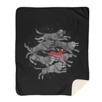 Run with the Pack - blanket - small view