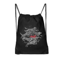 Run with the Pack - drawstring-bag - small view