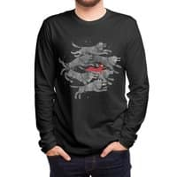 Run with the Pack - mens-long-sleeve-tee - small view