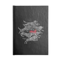 Run with the Pack - notebook - small view
