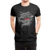 Run with the Pack - mens-regular-tee - small view
