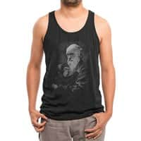 Common Descent - mens-triblend-tank - small view