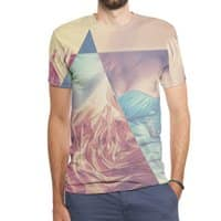 Exclusion - mens-sublimated-triblend-tee - small view