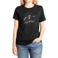 The End - womens-extra-soft-tee - small view