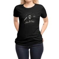 The End - womens-regular-tee - small view