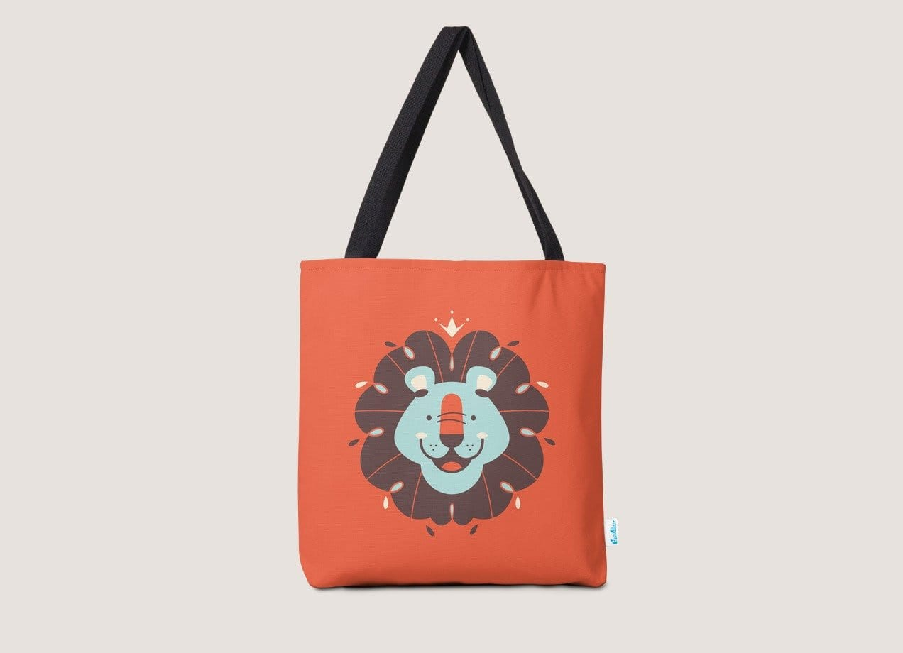 Lion King Small View Tote Bag