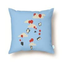 We Can Fly! - throw-pillow - small view