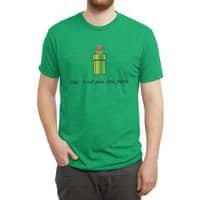 This Is Not a Pipe - mens-triblend-tee - small view