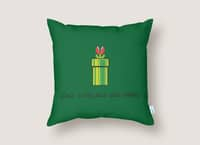 This Is Not a Pipe - throw-pillow - small view