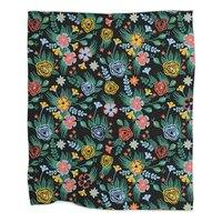 Flower Bucket - blanket - small view