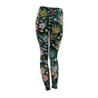 Flower Bucket - leggings - small view