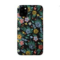 Flower Bucket - perfect-fit-phone-case - small view