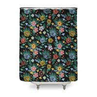 Flower Bucket - shower-curtain - small view