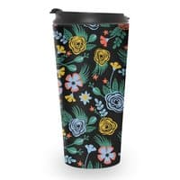 Flower Bucket - travel-mug - small view