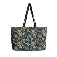 Flower Bucket - weekender-tote - small view