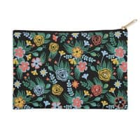 Flower Bucket - zip-pouch - small view