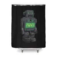 THE DISTANT FUTURE - shower-curtain - small view