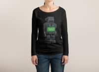 THE DISTANT FUTURE - womens-long-sleeve-terry-scoop - small view